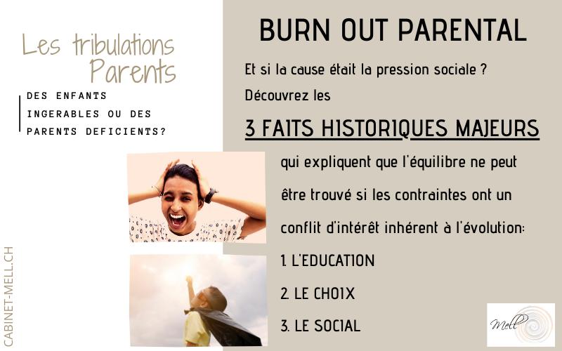 Burn out parental